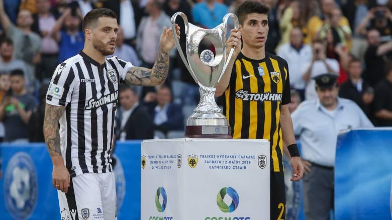 Τελικός Κυπέλλου ΑΕΚ-ΠΑΟΚ: Η πιο μεγάλη μάχη της χρονιάς (liveblog)