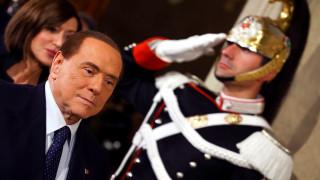 Δικαστική απόφαση βάζει ξανά τον Μπερλουσκόνι στην ιταλική πολιτική σκηνή