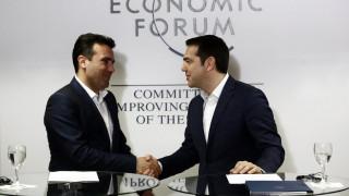 «Κλείδωσε» η συνάντηση Τσίπρα-Ζάεφ στις 17 Μαΐου στη Σόφια