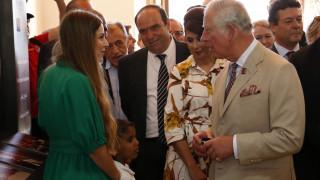 Τι έδωσαν στον πρίγκιπα Κάρολο δύο προσφυγόπουλα στην Κρήτη