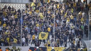 Τελικός Κυπέλλου ΑΕΚ-ΠΑΟΚ: Συγκρούσεις οπαδών με δυνάμεις των ΜΑΤ