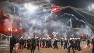 Τελικός Κυπέλλου ΑΕΚ-ΠΑΟΚ: Αποπνικτική η ατμόσφαιρα στο ΟΑΚΑ
