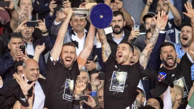 ΑΕΚ-ΠΑΟΚ: Το Κύπελλο πάει στη Θεσσαλονίκη