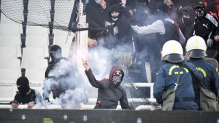 ΑΕΚ-ΠΑΟΚ: 14 συλλήψεις γύρω από το ΟΑΚΑ