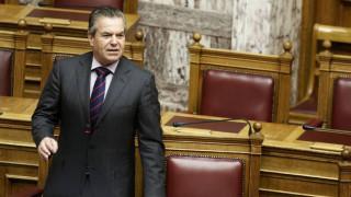 Πετρόπουλος: Περικοπή των συντάξεων από την 1η Ιανουαρίου