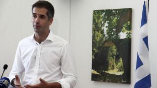 Μπακογιάννης: Είμαι ερωτευμένος με την Τοπική Αυτοδιοίκηση