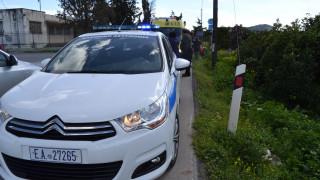 Δύο νεκροί και τρεις τραυματίες σε τροχαίο στη Λάρισα