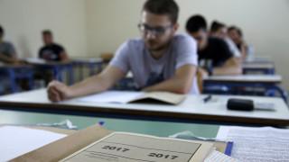 Πανελλαδικές 2018: Το πρόγραμμα των εξετάσεων