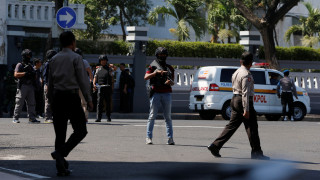 Έκρηξη σε βάση της αστυνομίας στην Ινδονησία