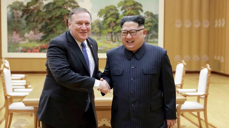 ΗΠΑ: Θα προσφέρουμε εγγυήσεις για την ασφάλεια της Β.Κορέας υπό έναν όρο