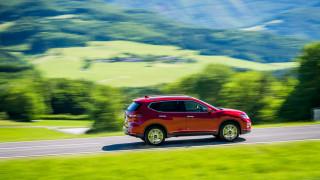 Το νέο Nissan X-TRAIL είναι ιδανικό για οικογενειακές περιπέτειες