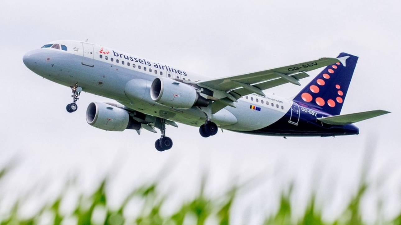 Βέλγιο: Ακυρώθηκε το 75% των πτήσεων της Brussels Airlines λόγω της απεργίας πιλότων