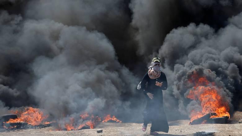 Συγκρούσεις και ένταση με «φόντο» τα εγκαίνια της πρεσβείας των ΗΠΑ στην Ιερουσαλήμ