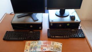 Τρεις συλλήψεις στη Δράμα για παράνομα «φρουτάκια»