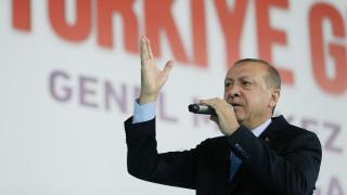 Ερντογάν: Οι ΗΠΑ δεν μπορούν να διαδραματίζουν ρόλο μεσολαβητή στη Μέση Ανατολή