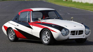 Αυτοκίνητο: To πρώτο σπορ μοντέλο της Toyota είχε κινητήρα 800 κυβικών και 45 ίππων