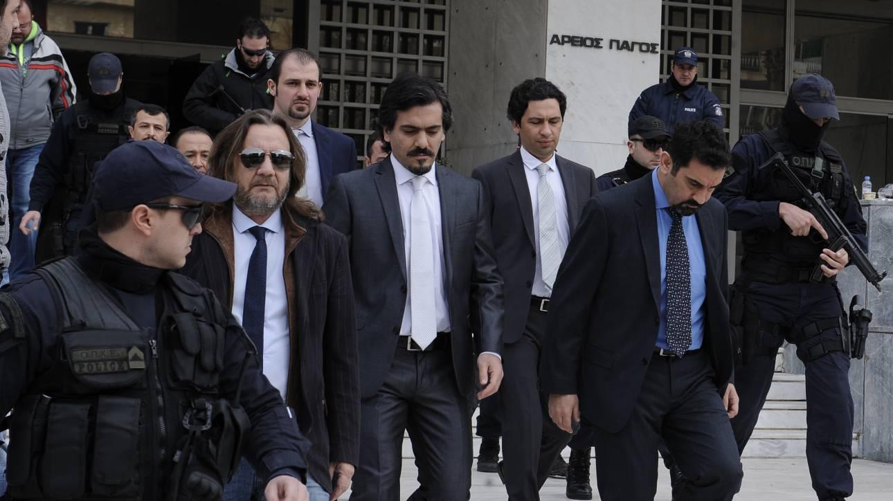 Eλεύθερος και ο δεύτερος Τούρκος στρατιωτικός - Aπορρίφθηκε η κυβερνητική προσφυγή