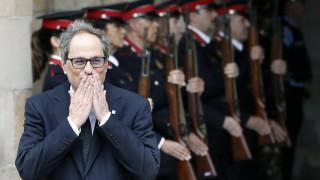 Νέος πρόεδρος του καταλανικού κοινοβουλίου: Θα δημιουργήσουμε τη «Δημοκρατία της Καταλονίας»