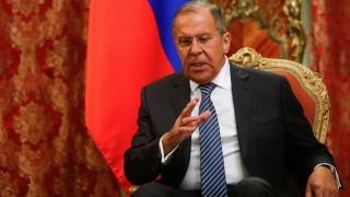 Λαβρόφ: Η Ρωσία ανησυχεί για την κατάσταση στη Γάζα και είναι αρνητική ως προς τα εγκαίνια