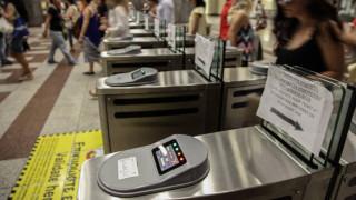 Ηλεκτρονικό εισιτήριο: Κλείνουν οι μπάρες σε 16 σταθμούς