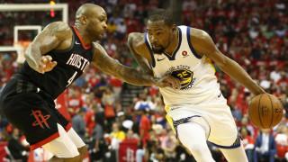 NBA: «Break» στο Χιούστον οι Ουόριορς
