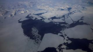 Ίχνη αρχαιοελληνικής ρύπανσης στα παγόβουνα της Γροιλανδίας