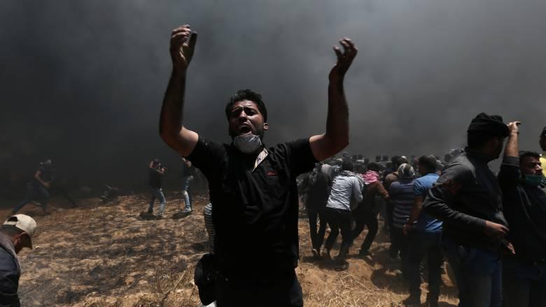 Γάζα: Οι Παλαιστίνιοι θρηνούν τους νεκρούς τους-Φόβοι για νέες συγκρούσεις