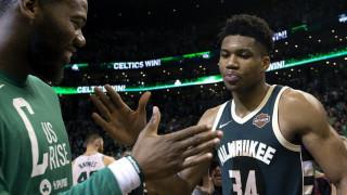 NBA: Ο Αντετοκούνμπο το κάρφωμα της χρονιάς