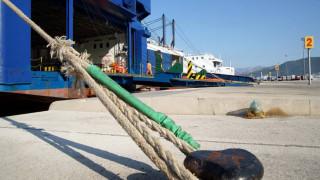 Δεμένα στα λιμάνια τα πλοία σε όλη τη χώρα στις 30 Μαΐου
