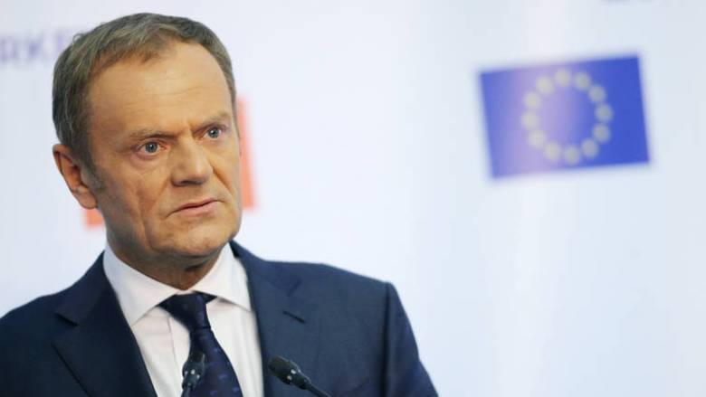 Τουσκ: Η ΕΕ ο μοναδικός «εταίρος» που ενδιαφέρεται για τη σταθερότητα των Δυτικών Βαλκανίων