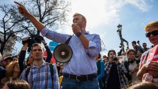 Ρωσία: 30 μέρες φυλάκιση στον ηγέτη της εξωκοινοβουλευτικής αντιπολίτευσης Αλεξέι Ναβάλνι