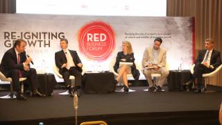 Η αγορά ακινήτων ανακάμπτει, το συμπέρασμα του 13ου RED Business Forum