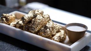 Οι… επιχρυσωμένες φτερούγες κοτόπουλου είναι η νέα γκουρμέ τρέλα στη Νέα Υόρκη