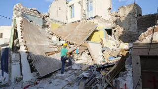 Ευρωπαϊκή βοήθεια 1,3 εκατ. ευρώ για τους σεισμόπληκτους στη Μυτιλήνη