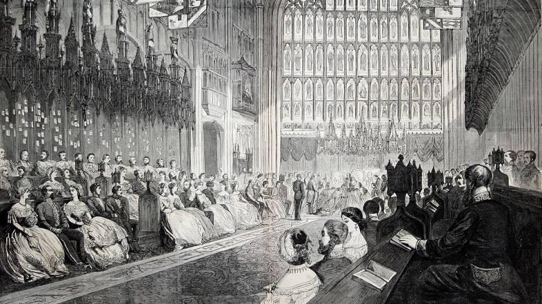 Παρεκκλήσι του Αγίου Γεωργίου: έξι αιώνες βασιλικοί όρκοι αγάπης & αποχαιρετισμοί