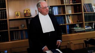 Δεκτή η παραίτηση του Σακελλαρίου - Ποιος είναι ο προσωρινός πρόεδρος του ΣτΕ