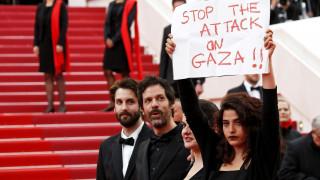 Ματωμένες Kάννες: το έγκλημα στη Γάζα στην πρεμιέρα του νέου Star Wars