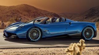Πόσο μπορεί να κοστίζει το leasing μιας Pagani Huayra Roadster;