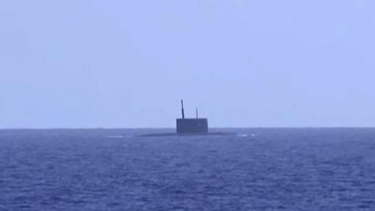 «Σε ετοιμότητα» ρωσικά πολεμικά πλοία στη Μεσόγειο