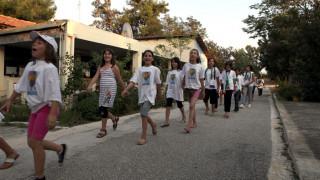 Ξεκίνησαν οι εγγραφές για τις κατασκηνώσεις του δήμου Αθηναίων