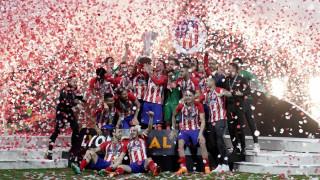 Europa League: Τροπαιούχος η Ατλέτικο Μαδρίτης