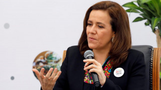 Μεξικό: Απέσυρε την υποψηφιότητά της από τις προεδρικές εκλογές η ανεξάρτητη Μαργαρίτα Σαβάλα