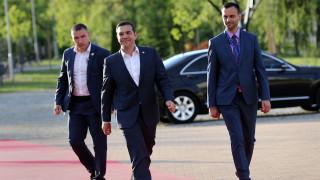 Τσίπρας: Η ΕΕ πρέπει να αναλάβει σημαντικό ρόλο στην επίλυση του Παλαιστινιακού
