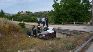 Θανατηφόρο τροχαίο στο Ναύπλιο: Αυτοκίνητο σφήνωσε σε τσιμεντένιο γεφυράκι