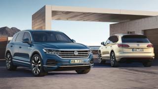 Η VW με τo νέο Touareg υπερθεματίζει σε όλους τους τομείς