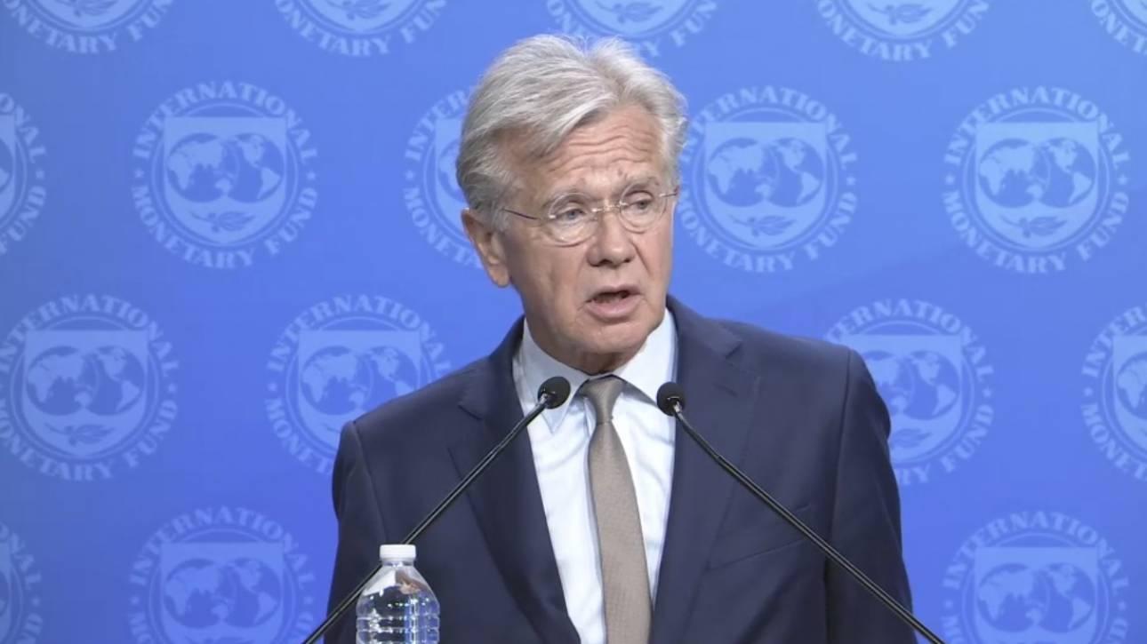 ΔΝΤ: H πρόοδος στο ζήτημα του χρέους δεν είναι αρκετή