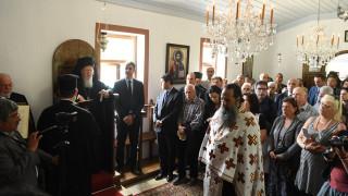 Οικουμενικός Πατριάρχης: Ήρθε η ώρα να ζωντανέψουμε την Ίμβρο της καρδιάς μας