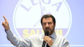 Σαλβίνι: «Δεν θα είμαι πρωθυπουργός ούτε εγώ ούτε και ο Ντι Μάιο»