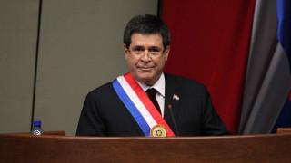 Η Παραγουάη εγκαινιάζει την πρεσβεία της στην Ιερουσαλήμ