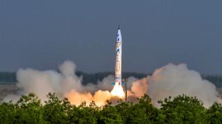 Στο διάστημα ο πρώτος κινεζικός ιδιωτικός πύραυλος